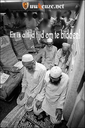 Islamitisch gebed