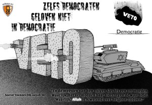 Veto is antidemocratie!