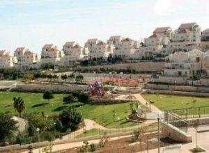 een Israëlische nederzetting