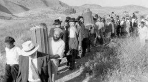 etnische zuivering van joden