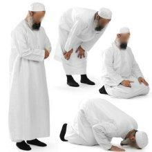 Het gebed in de Islam