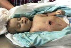 Holocaust slachtoffer Palestina 1