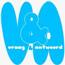 V&A blauw