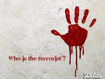 Wie is de terrorist