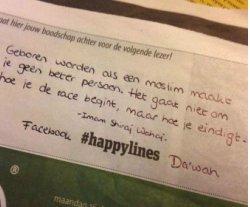 Happylines dawah 3