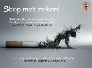 Stop met roken!