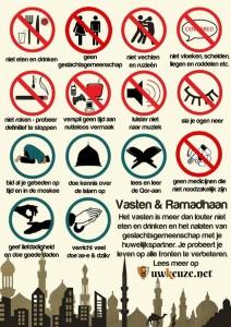 Vasten en Ramadhaan