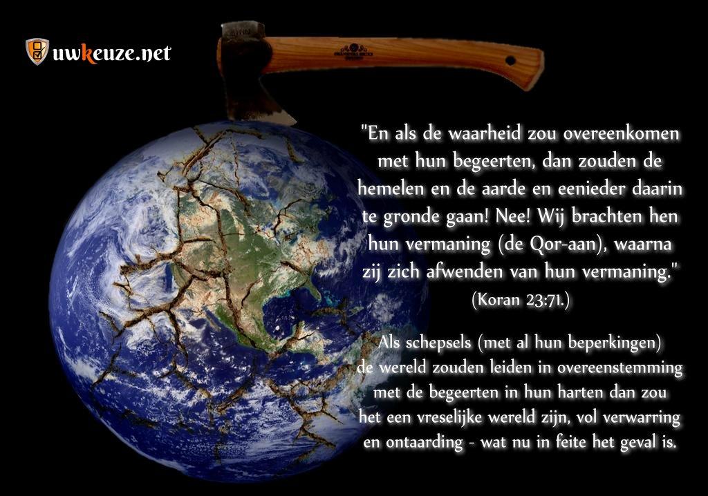 Aarde begeerten