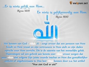 Allah kennen
