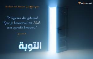 Tawbah berouw