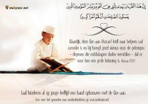 Kinderen en de Koran