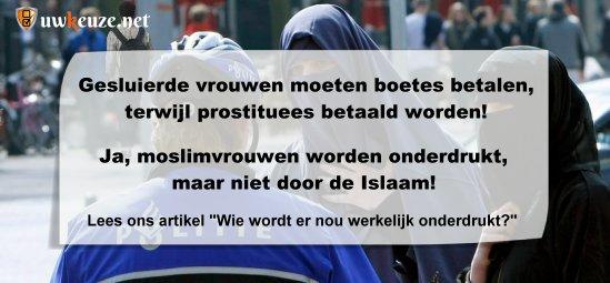 Vrouwen en onderdrukking
