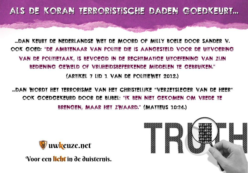 symbool stop terrorisme