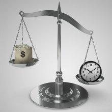 Tijd is geen geld