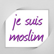 Je suis moslim
