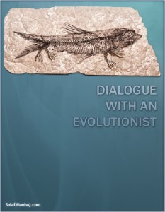 Dialogue with an evolutionist kaft