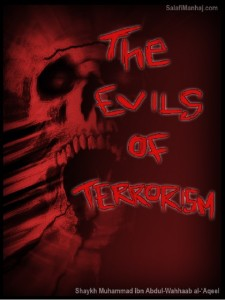 The Evils Of Terrorism kaft