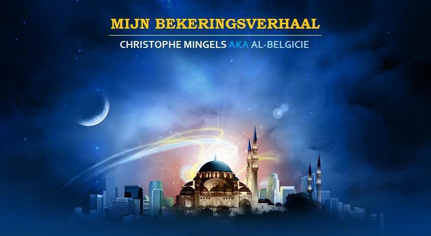 Bekeringsverhaal Christophe Mingels