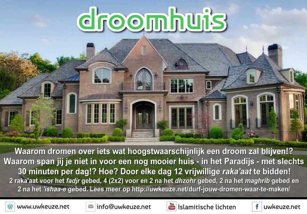 Droomhuis wp
