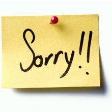 sorry-kl