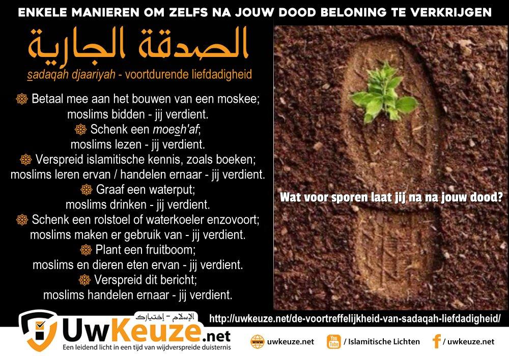 Liefdadigheid sadaqah wp4