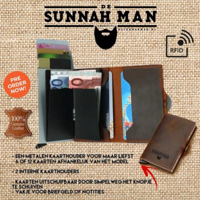 De Sunnah Man Wallet