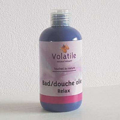 Bad/douche olie relax 250 ml